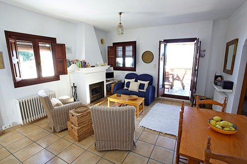 holiday apartment in Bubión, Alpujarras for rent